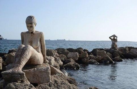 skiuma, la sposa sirena